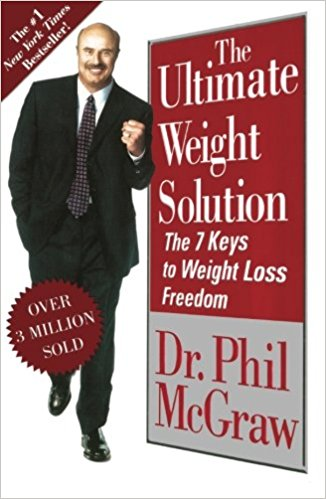 The Ultimate Weight Solution book cover