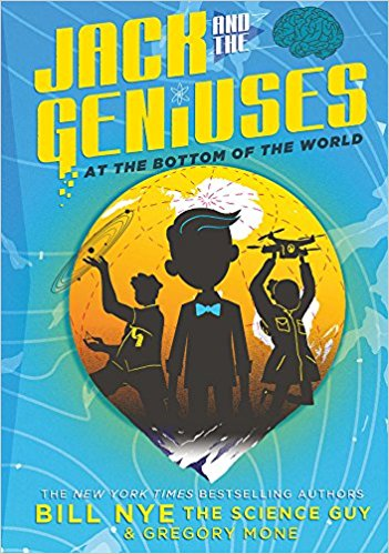 Jack and the Geniuses book cover