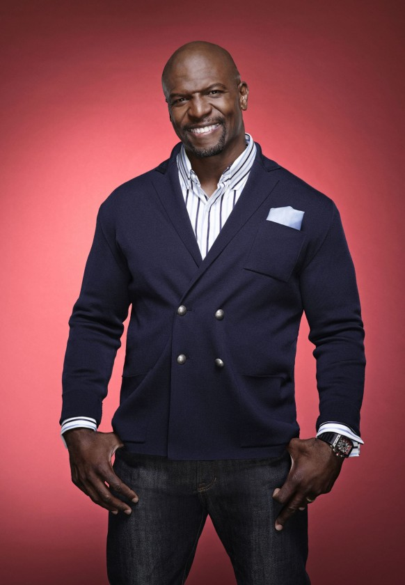 timeless design 1b635 cbe9a Terry Crews: Book, Read Bio, and Contact Agent - United ...