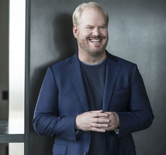 Jim Gaffigan headshot