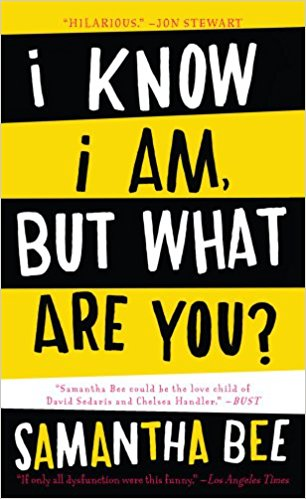 I Know I Am, But What Are You? book cover