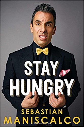 Stay Hungry book cover