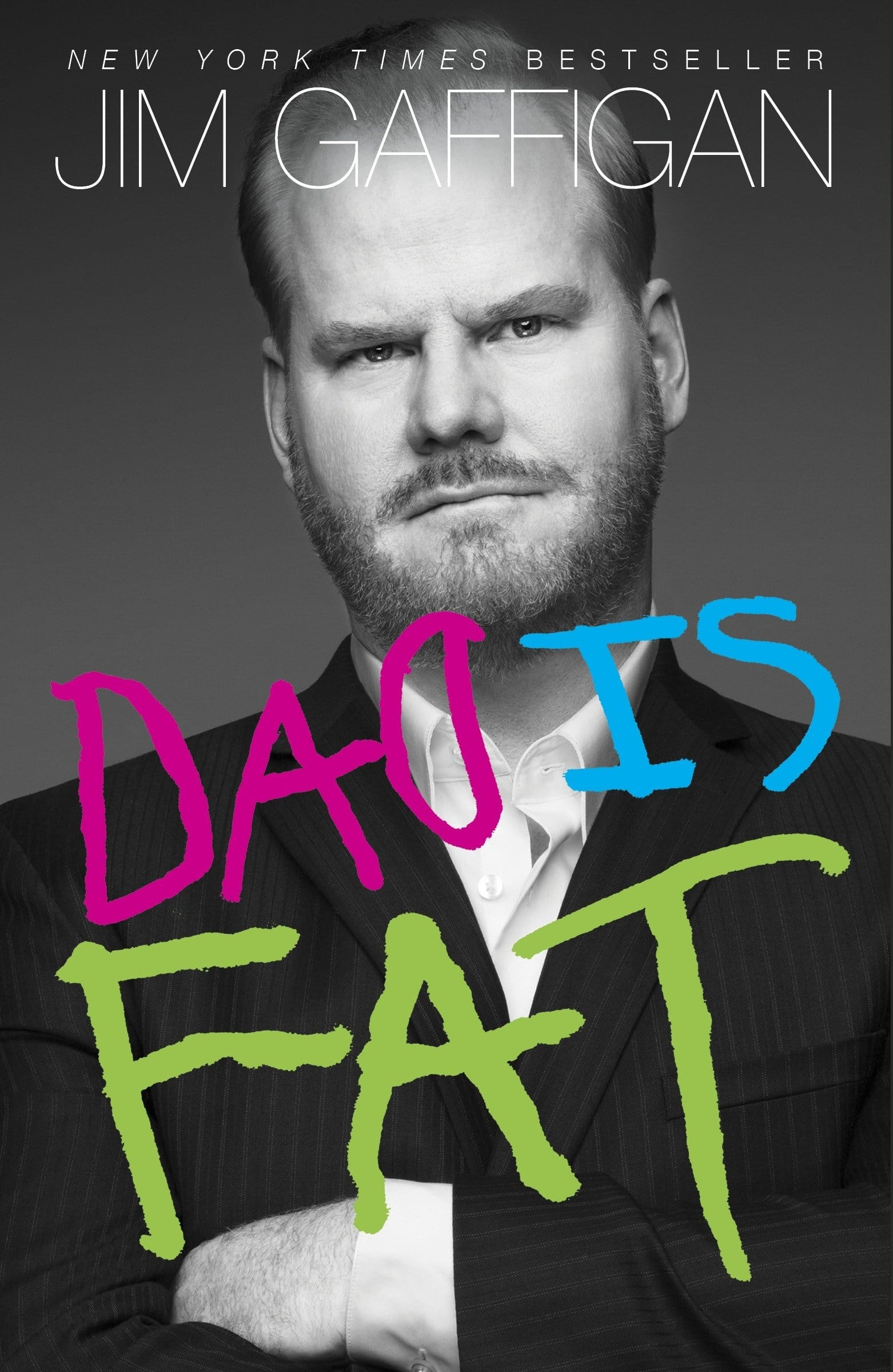Dad Is Fat book cover