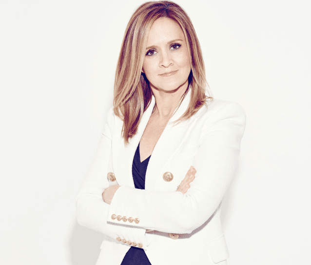Samantha Bee headshot