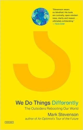 We Do Things Differently book cover