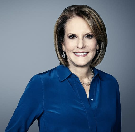 Gloria Borger headshot