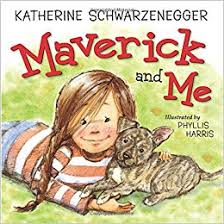 Maverick and Me book cover