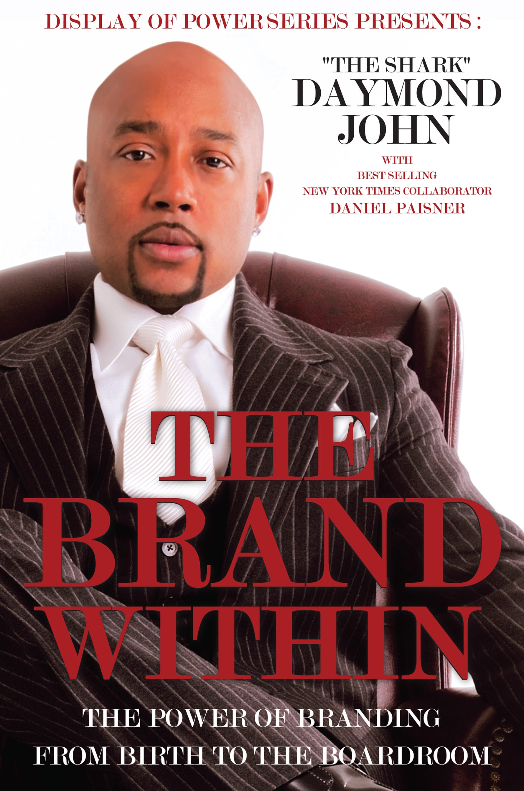 The Brand Within book cover
