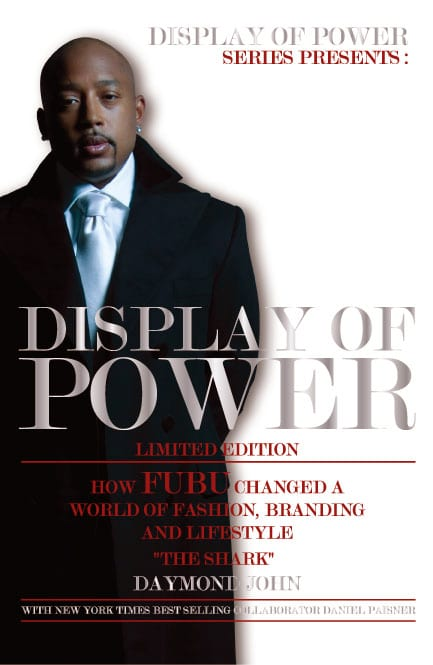 Display of Power book cover