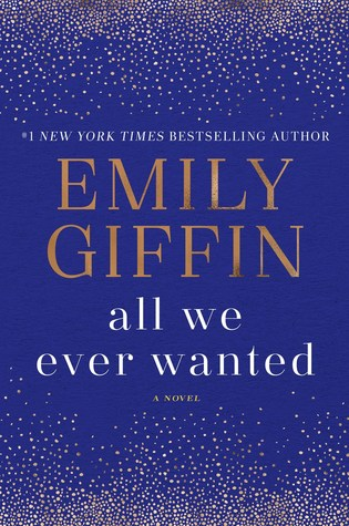 All We Ever Wanted book cover