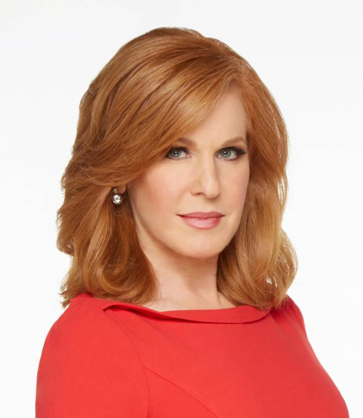 Liz Claman headshot