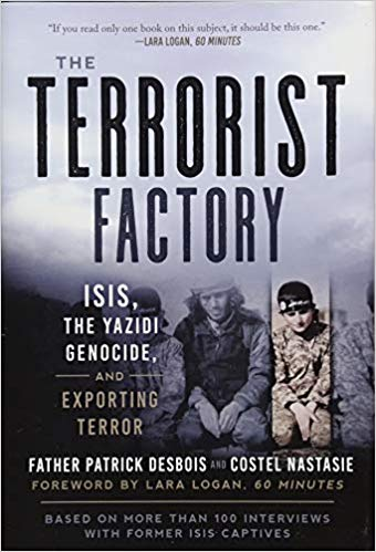 Terrorist Factory book cover