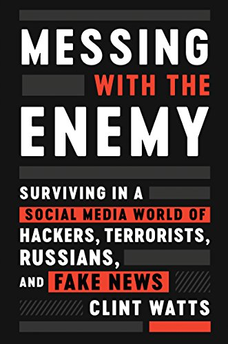 Messing with the Enemy book cover
