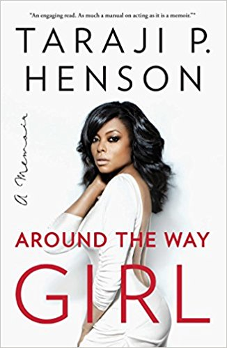 Around the Way Girl book cover
