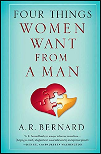 Four Things Women Want from a Man book cover