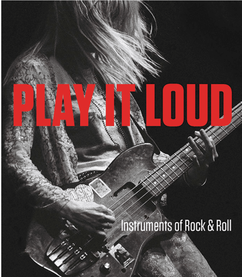 Play It Loud book cover