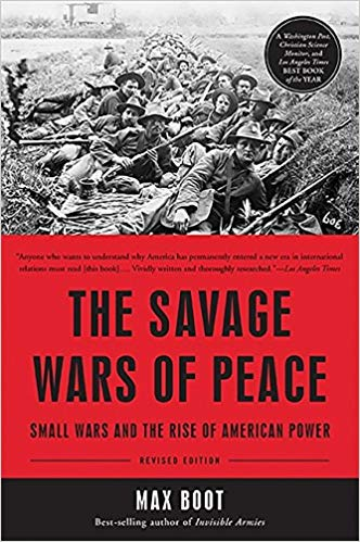 The Savage Wars of Peace book cover
