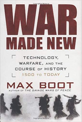 War Made New book cover