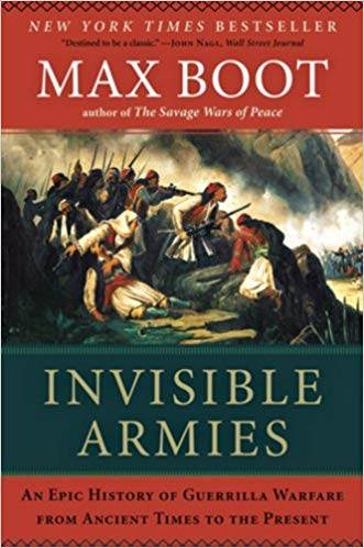 Invisible Armies book cover