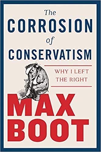 The Corrosion of Conservatism book cover