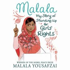 My Story of Standing Up for Girls' Rights book cover
