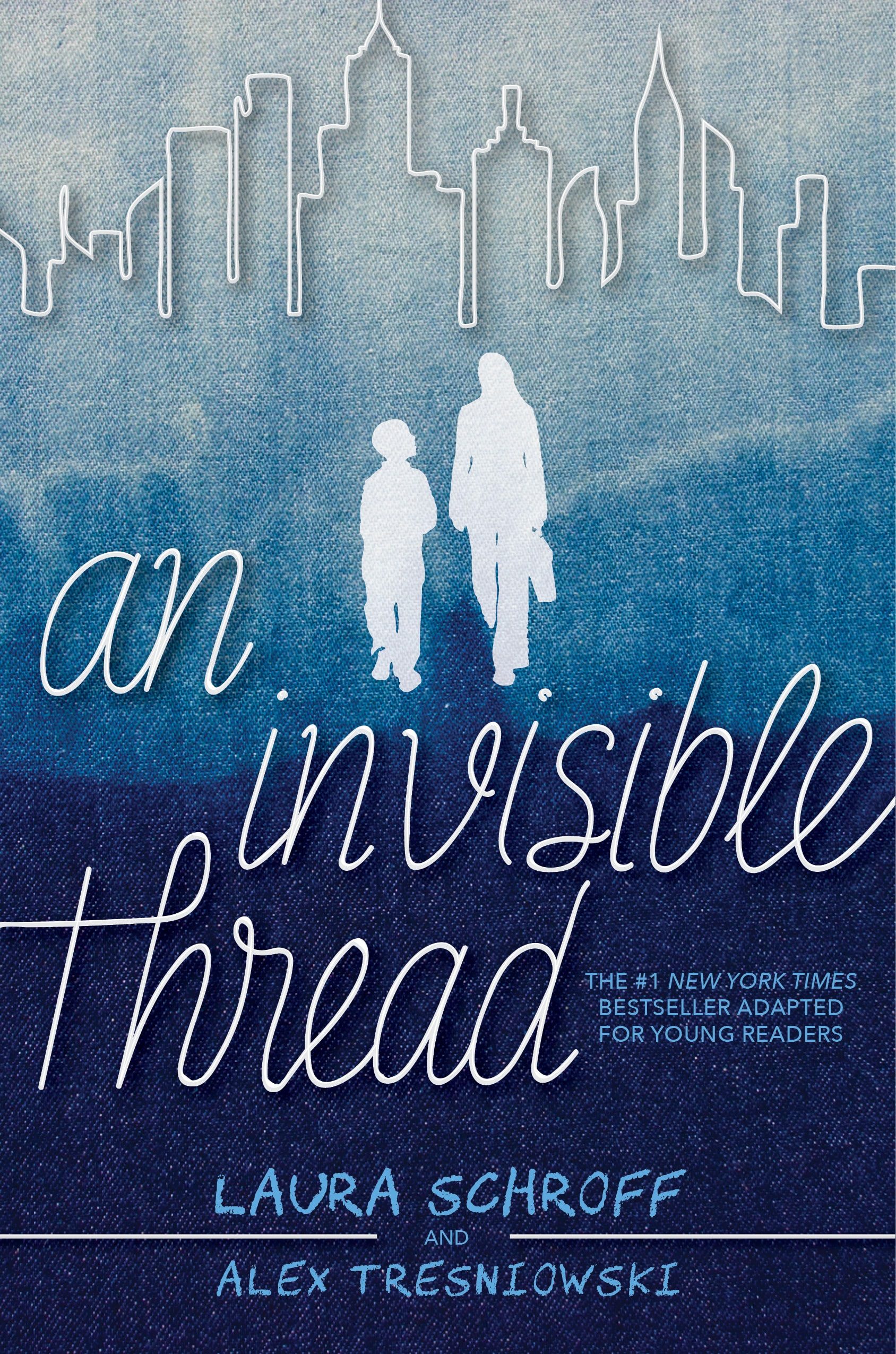 An Invisible Thread: A Young Readers' Edition book cover