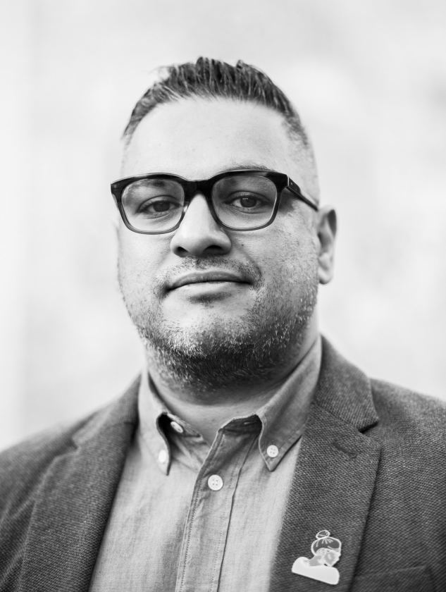 Nikesh Shukla headshot