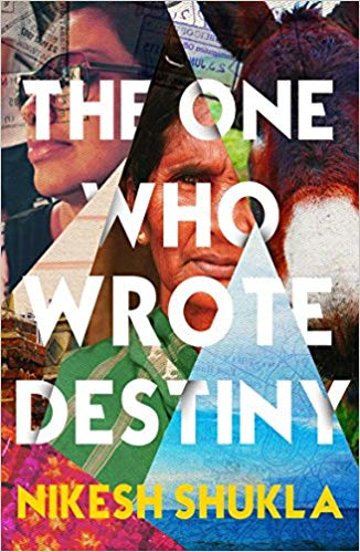 The One Who Wrote Destiny book cover