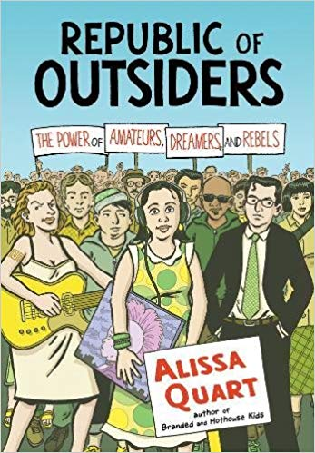 Republic of Outsiders book cover