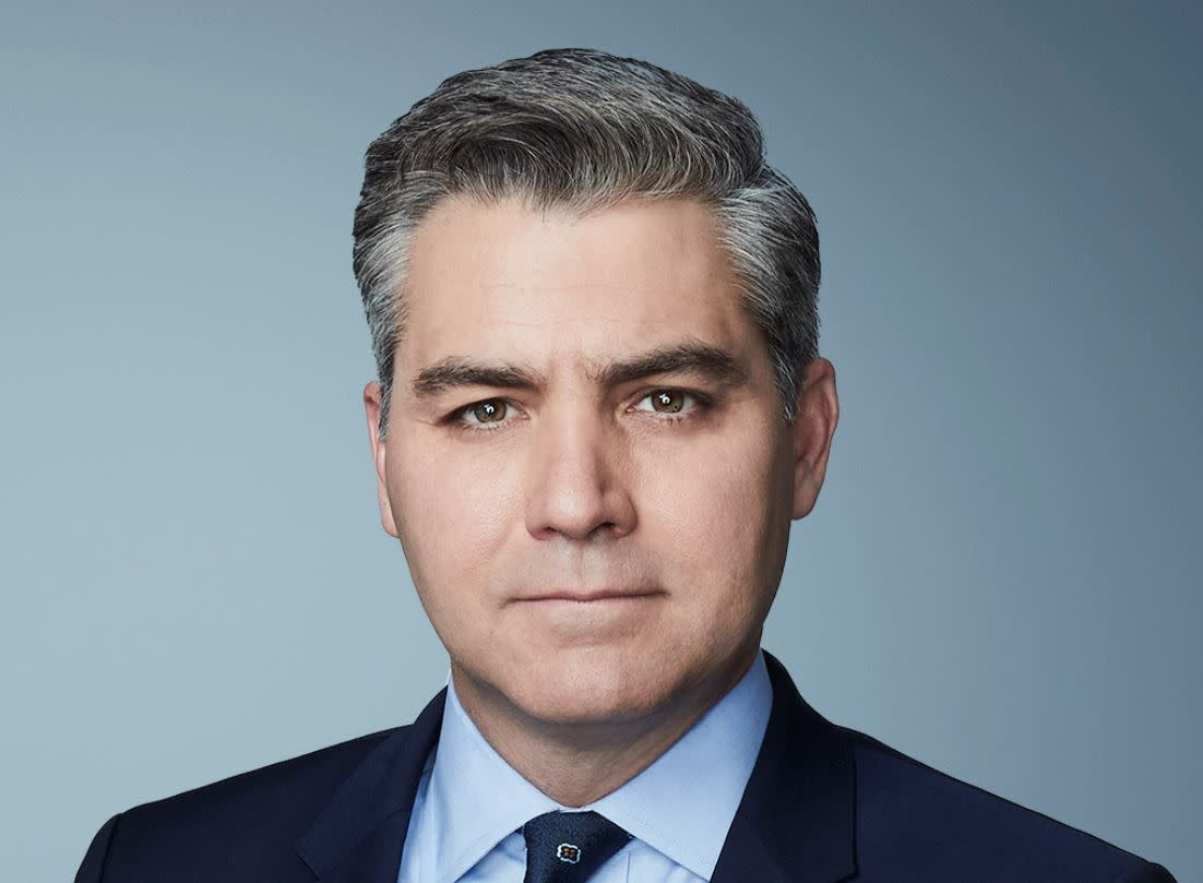 Jim Acosta headshot