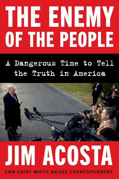 The Enemy of the People book cover