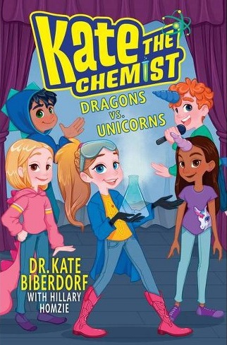 Picture of the Book - Dragons and Unicorns
