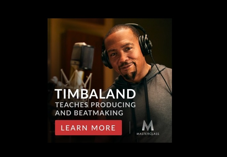 Learn More About Timbaland's MasterClass