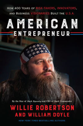 American Entrepreneur book cover
