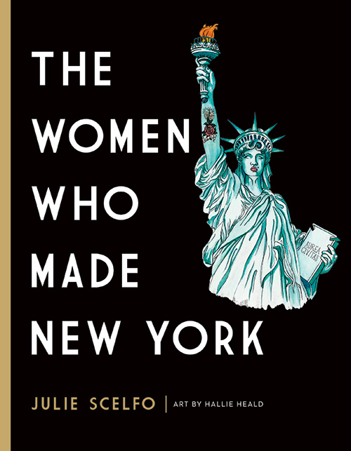 The Women Who Made New York book cover