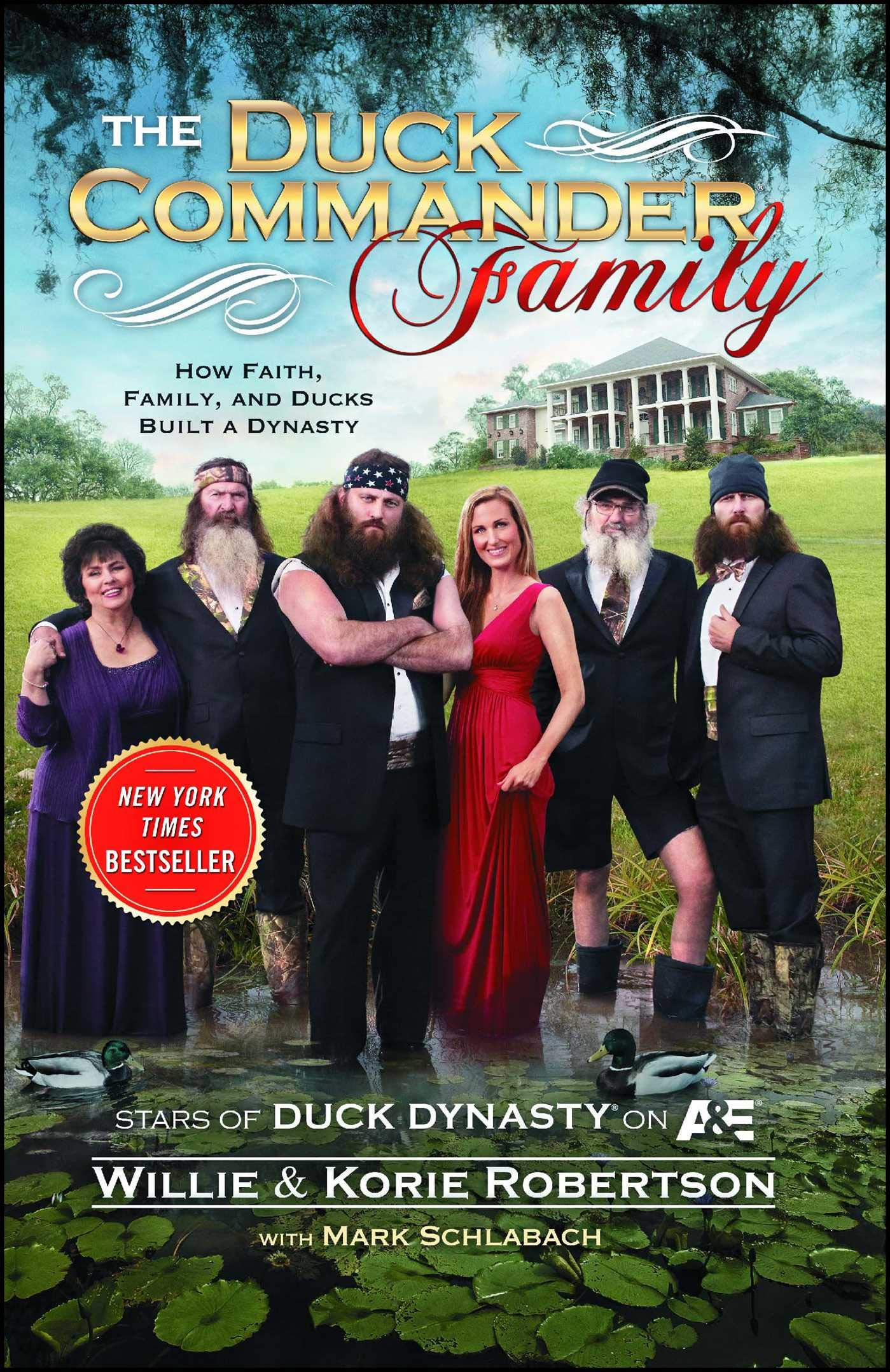 The Duck Commander Family book cover
