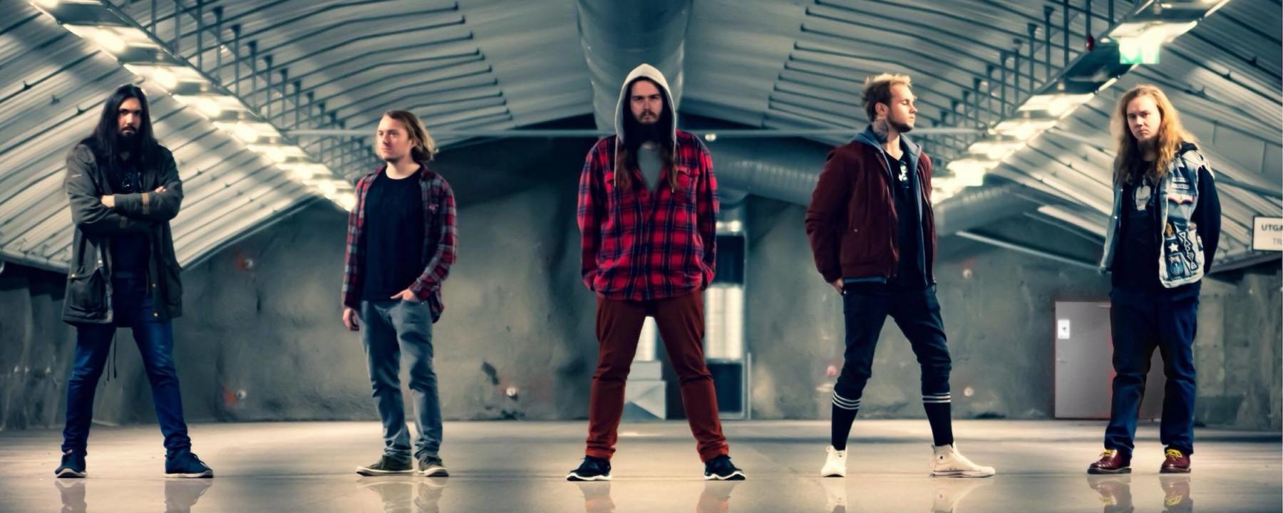 Bilde av bandet Underwing