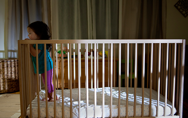 crib talk- why your baby talking to himself helps