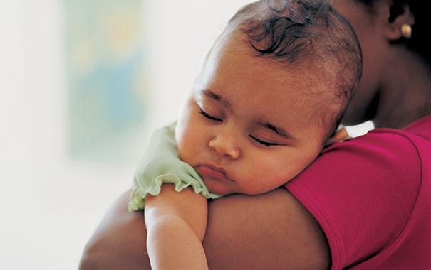 baby sleep solutions- on the go
