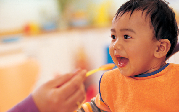 5 ways foods can help your little one sleep better