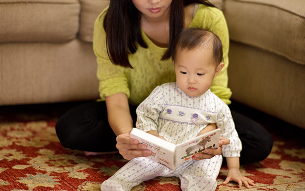 why reading aloud to your child every day is important