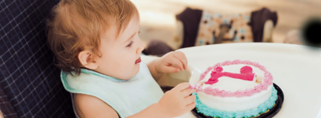 5 extra special ideas for babys first birthday