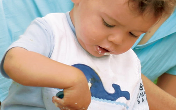 easy 6-step baby food
