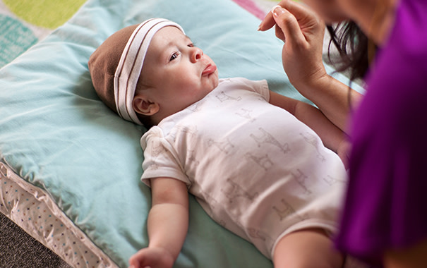 signs and treatment of diaper rash