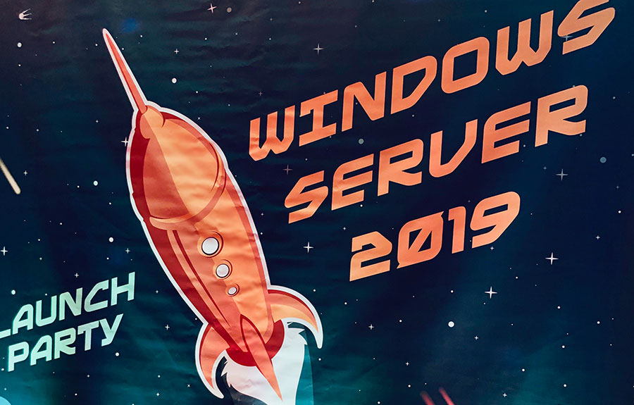 Windows Server 2019 nu tillgängligt i GleSYS Cloud