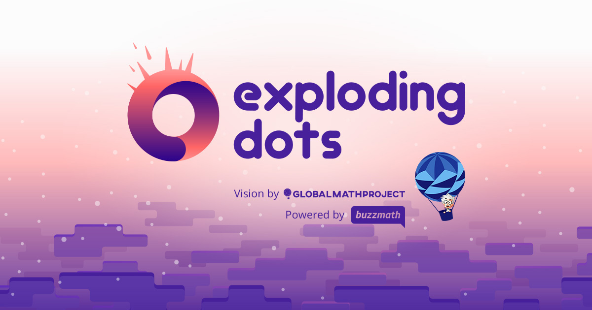 8. Decimalia | Exploding Dots - Global Math Week