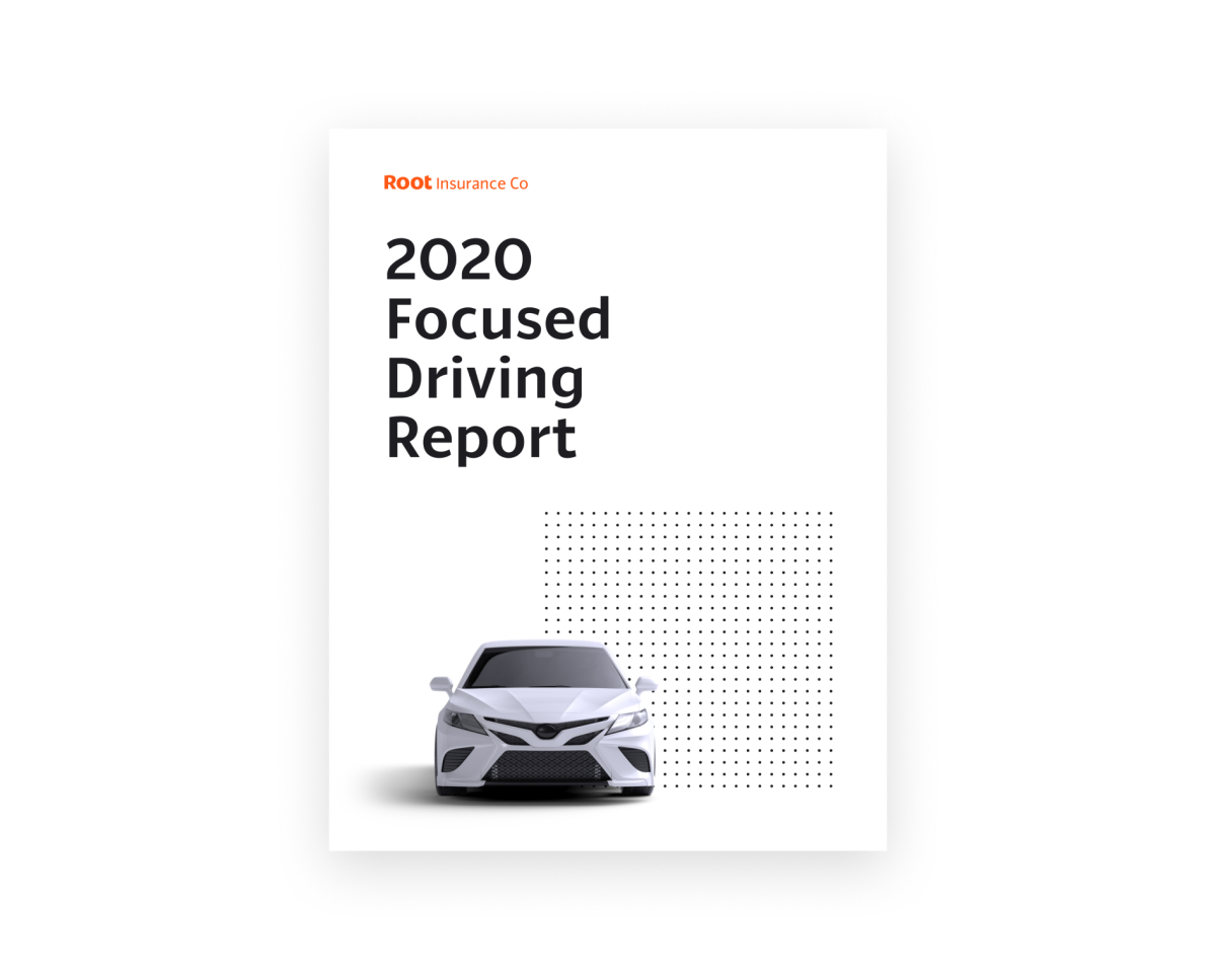 2020 Focused Driving Report