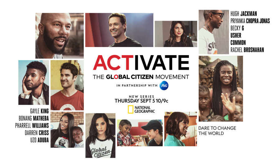 ACTIVATE FOR CHANGE