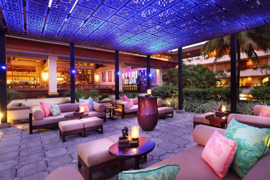 IDDPSNUSAD Nusa Dua Beach The Lobby Bar Terrace