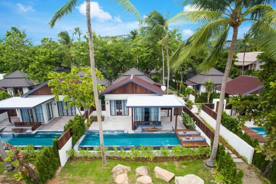 THUSMPEACE Peace Resort Samui BPV 11